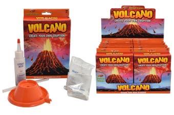 Volcano Eruption Science Kit