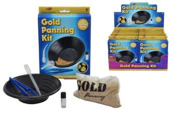 Gold Panning Science Kit