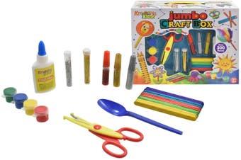 Jumbo Craft Box