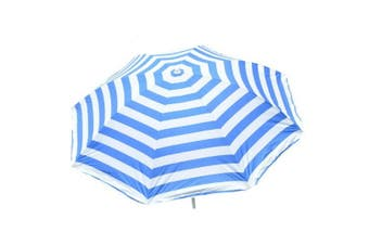 Beach Umbrella with Tilt in Blue