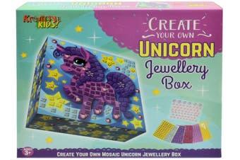 Create Your Own Unicorn Jewellery Box