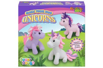 Make Your Own Unicorns - Super Dough
