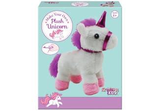Make Your Own Plush Unicorn