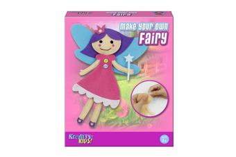 Make Your Own Felt & Stuff Fairy