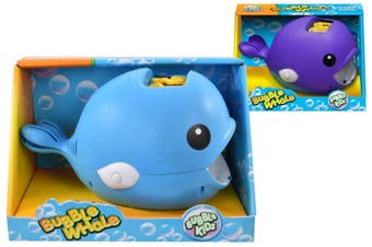 Whale Bubble Machine