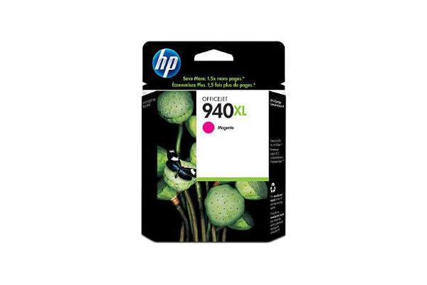 HP 940XL MAGENTA INK CARTRIDGE C4908AA