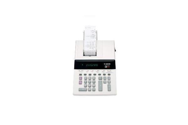 CANON P29DIV 10 Digit Fluoro Display Gross Profit Non-Add Function Currency Conversion MPRIBBON