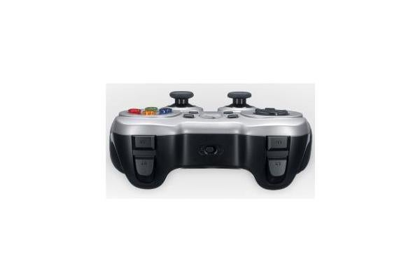 LOGITECH F710 WIRELESS GAMEPAD 2.4 GHz wireless dual vibration motors profiler software nano-receiver broad game support. 1 Year Limited Warranty
