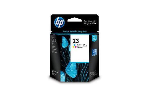 HP 23 Ink Cartridge Tri-Color