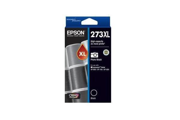 EPSON 273XL Ink Photo Black