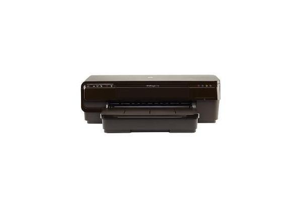 HP OFFICEJET 7110 WIDE FORMAT PRINTER A3 15 8PPM DC 12K RMPV 800 USB NIC WIFI EPRINT AIRPRINT 250 SHEET TRAY DUPLEX