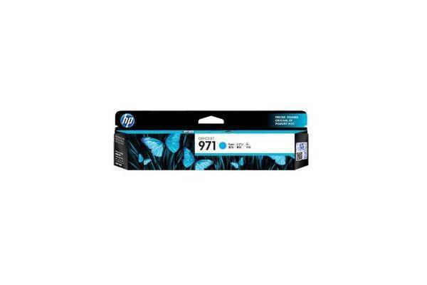 HP 971 CYAN INK CARTRIDGE CN622AA