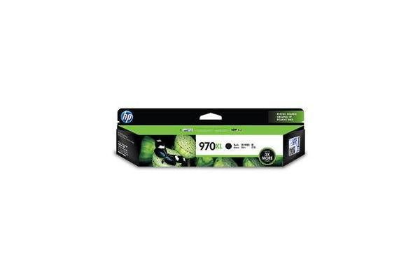 HP 970XL BLACK LARGE INK CARTRIDGE CN625AA
