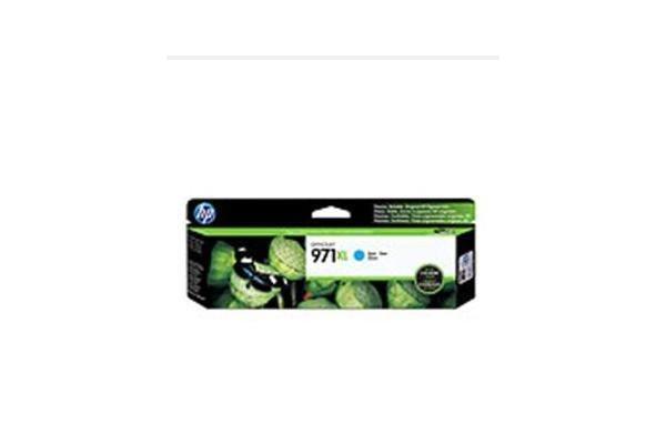 HP 971XL CYAN LARGE INK CARTRIDGE CN626AA
