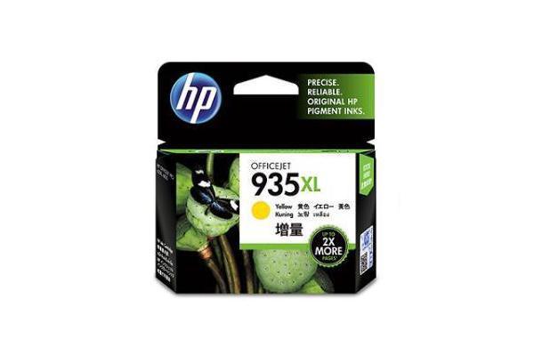 HP 935XL YELLOW INK CARTRIDGE C2P26AA