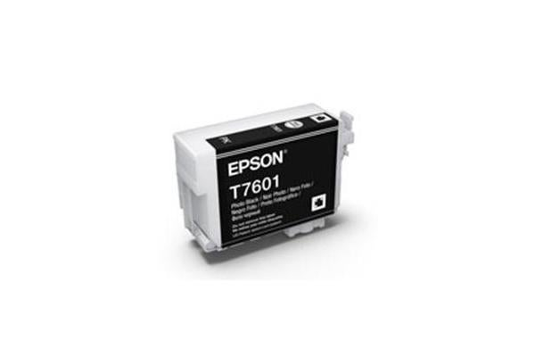 EPSON UltraChrome HD Ink - Photo Black Ink Cartridge