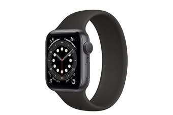 Brand New Apple Watch Series 6 Space Grey Aluminium Case with Solo Loop GPS Only - 44MM