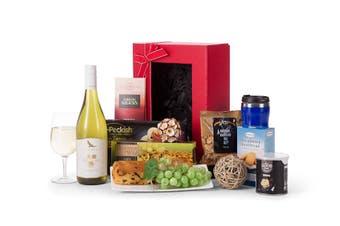White Wine Gift Box Gift Hamper