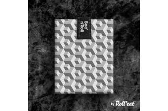 Boc N Roll Tile Sandwich Wrap - Black