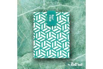 Boc N Roll Tile Sandwich Wrap - Green