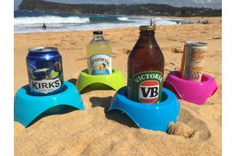 Cup Holders - Picnic & Beach (Set of 4)