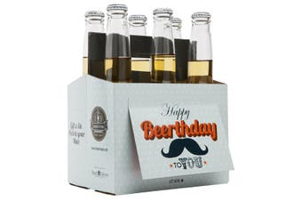 Cheers To You' Beer Caddy & Gift Card |by IOco|- Beerthday