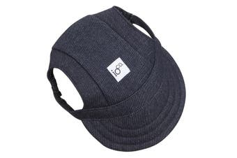 IOco Doggie Baseball Caps - Denim XLARGE