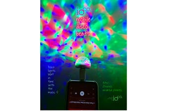 IOco Mobile Disco Beats USB - White