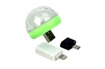IOco Mobile Disco Beats USB - Green