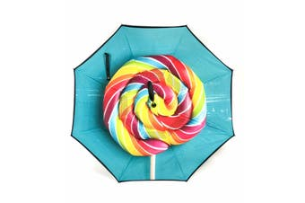 IOco Reverse Umbrella - Lollipop
