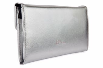 ioco Travel Wallet - Silver