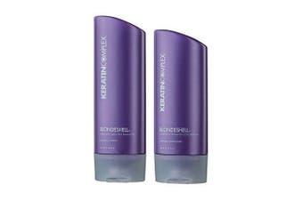 Keratin Complex Blondeshell Shampoo & Conditioner 400 ml