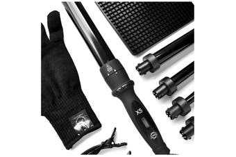 H2D Professional Haircare H2D X5 Curling Wand