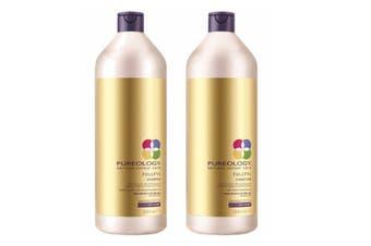 PUREOLOGY FullFyl Shampoo and Condition Duo 1000ml