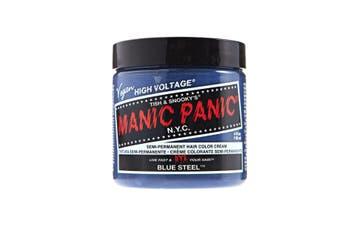 MANIC PANIC Blue Steel HAIR DYE  118 ML
