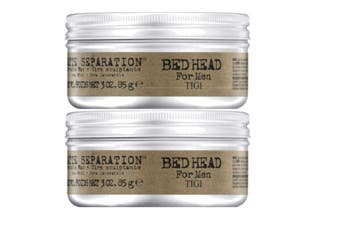 Tigi Bed Head Matte Separation Wax  Twin pack Bed Head For Men