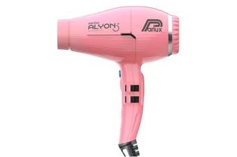 Parlux Alyon Air Ionizer Tech Hair Dryer Pink