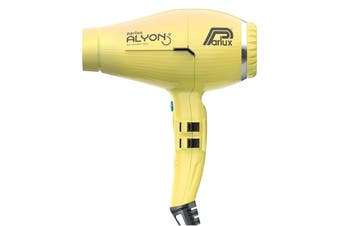 Parlux Alyon Air Ionizer Tech Hair Dryer Yellow