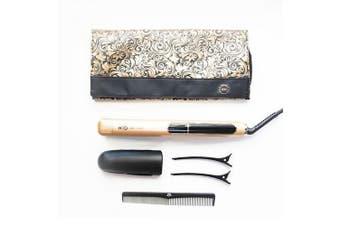 H2D Gold Hair Straightener 230ºC  Linear II