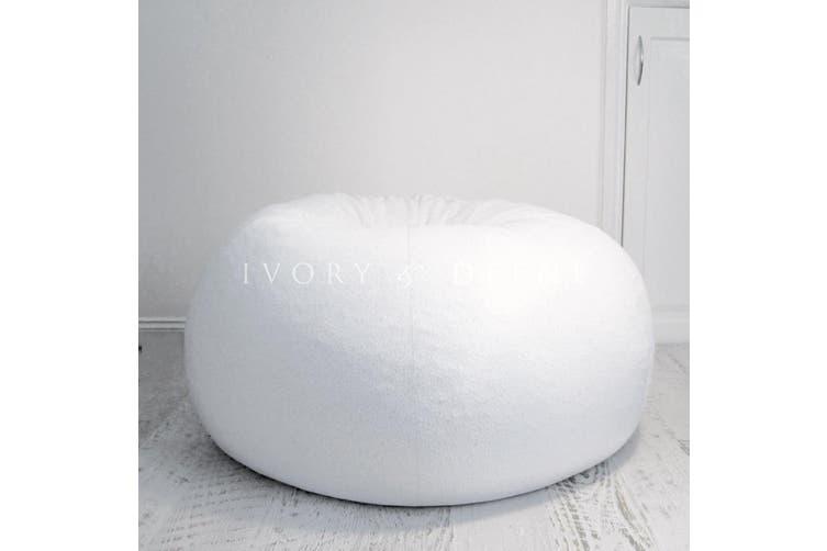 Bean Bag Liner - White - Large