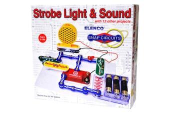 Snap Circuits Mini Kit Strobe Light & Sound