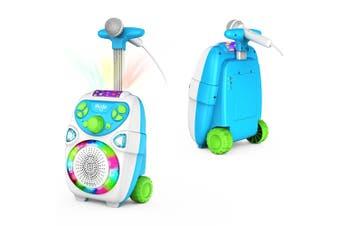Singing Machine Bluetooth® KIDS Walk & Sing Station***Kids Range***