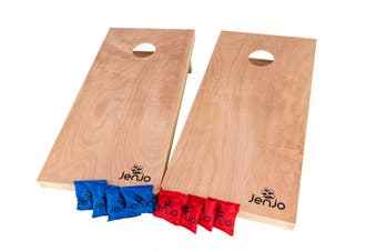 Competition Cornhole Boards & Bean Bag Toss Game Set 120X60cm