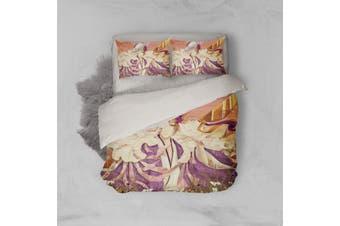 3D Anime Return Name Quilt Cover Set Bedding Set Pillowcases 22-Queen