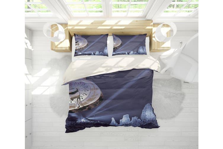 3D Band Dire Straits Quilt Cover Set Bedding Set Pillowcases 200-Queen