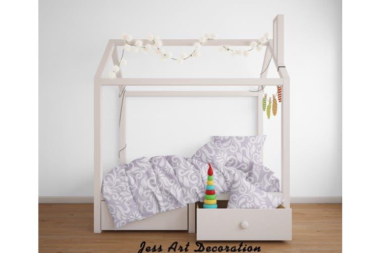 3D Color Decorative Pattern Quilt Cover Set Bedding Set Pillowcases  47-Queen