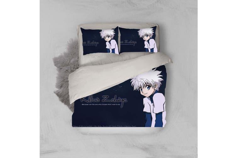 3D Anime Online Games Master Quilt Cover Set Bedding Set Pillowcases 29-Single