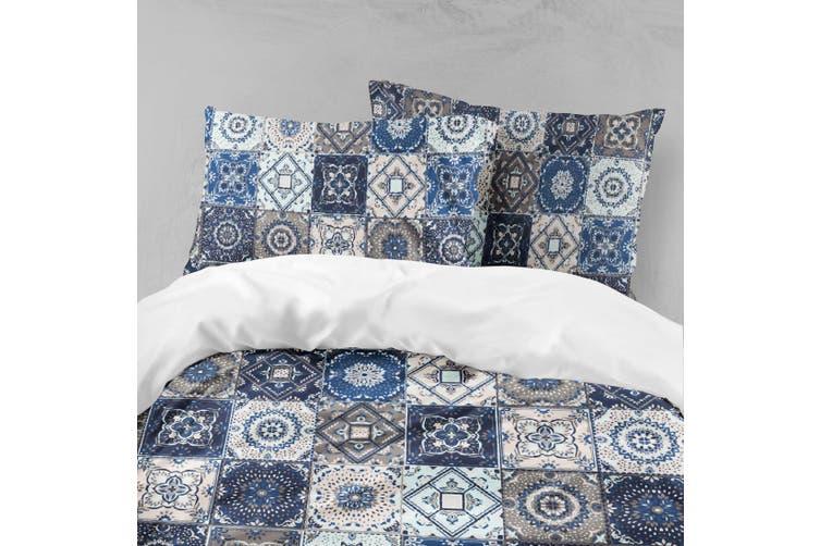 3D Plaid Color Pattern Quilt Cover Set Bedding Set Pillowcases  7-Single