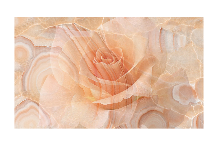 3D Pink Abstract Rose Wall Mural Wallpaper 177 Preminum Non-Woven Paper - W: 420cm X H: 260cm