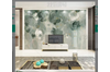 3D Nordic Style Abstract Style Wall Mural Wallpaper 416 Preminum Non-Woven Paper - W: 420cm X H: 260cm